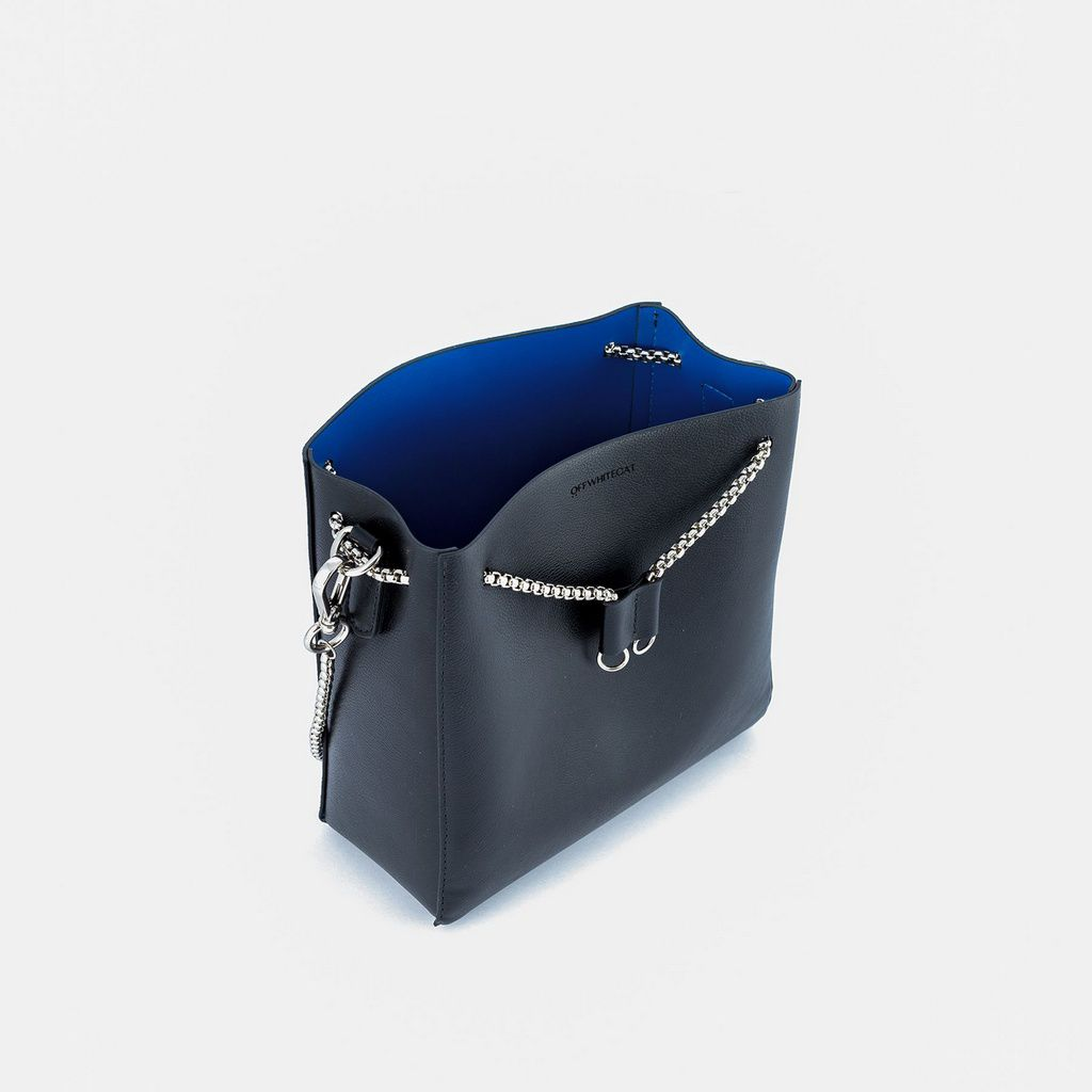 Bolsa Bucket 'Mini Lucy' Black