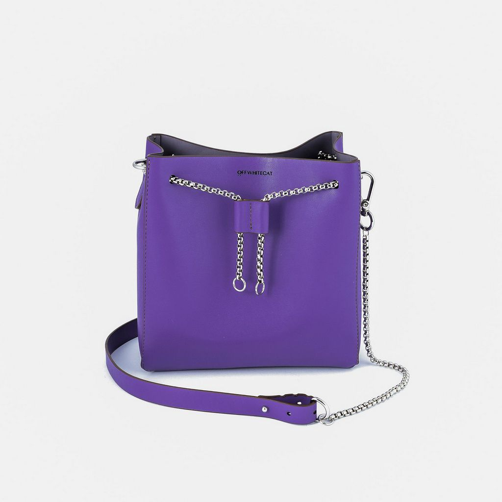 Bolsa Bucket 'Mini Lucy' Violet