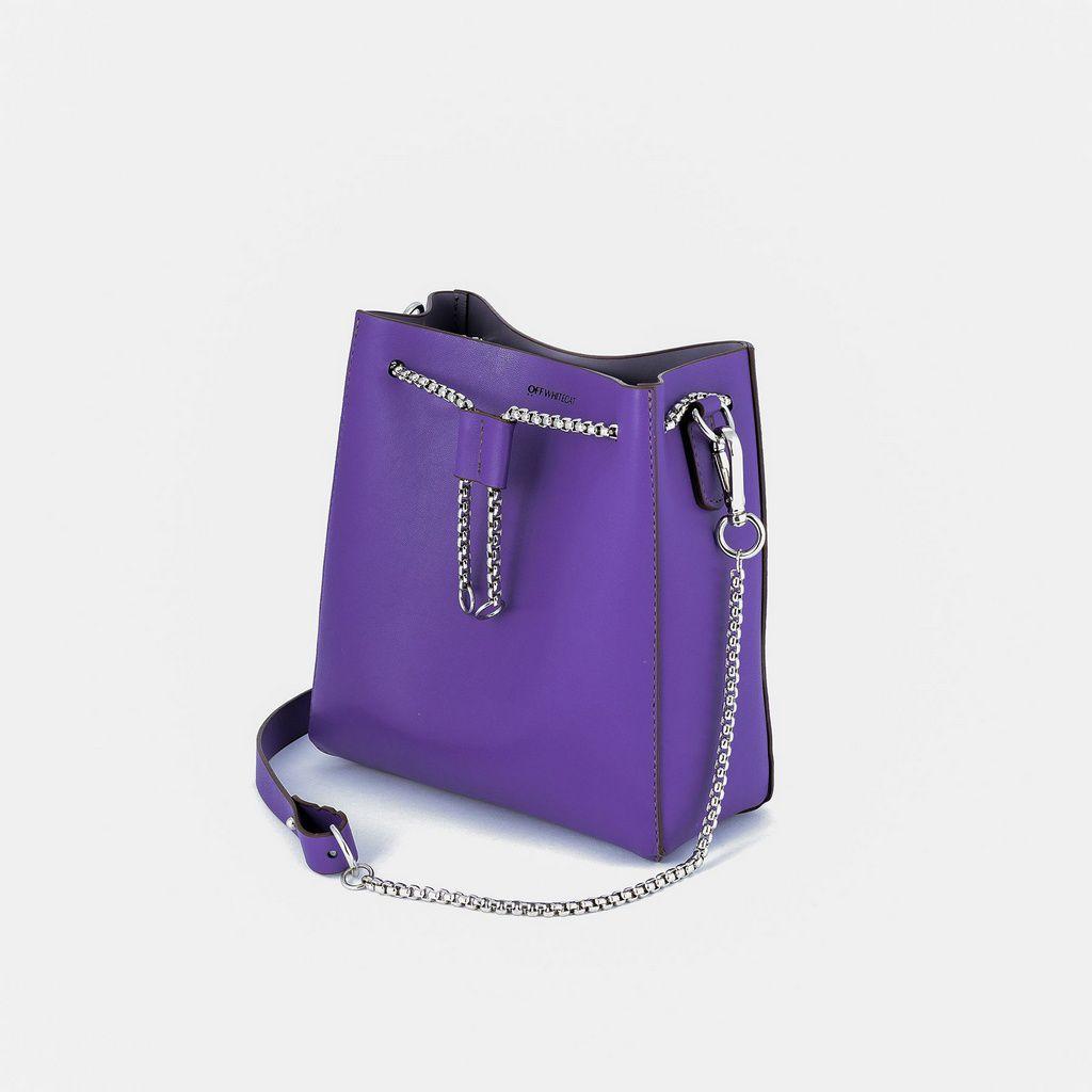 Bolsa Bucket 'Mini Lucy' Violeta