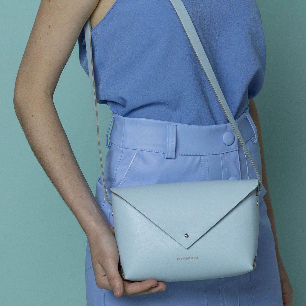 Bolsa 'Iris' Baby Blue