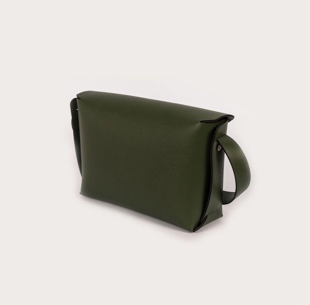 Bolsa 'Iris' Verde Militar