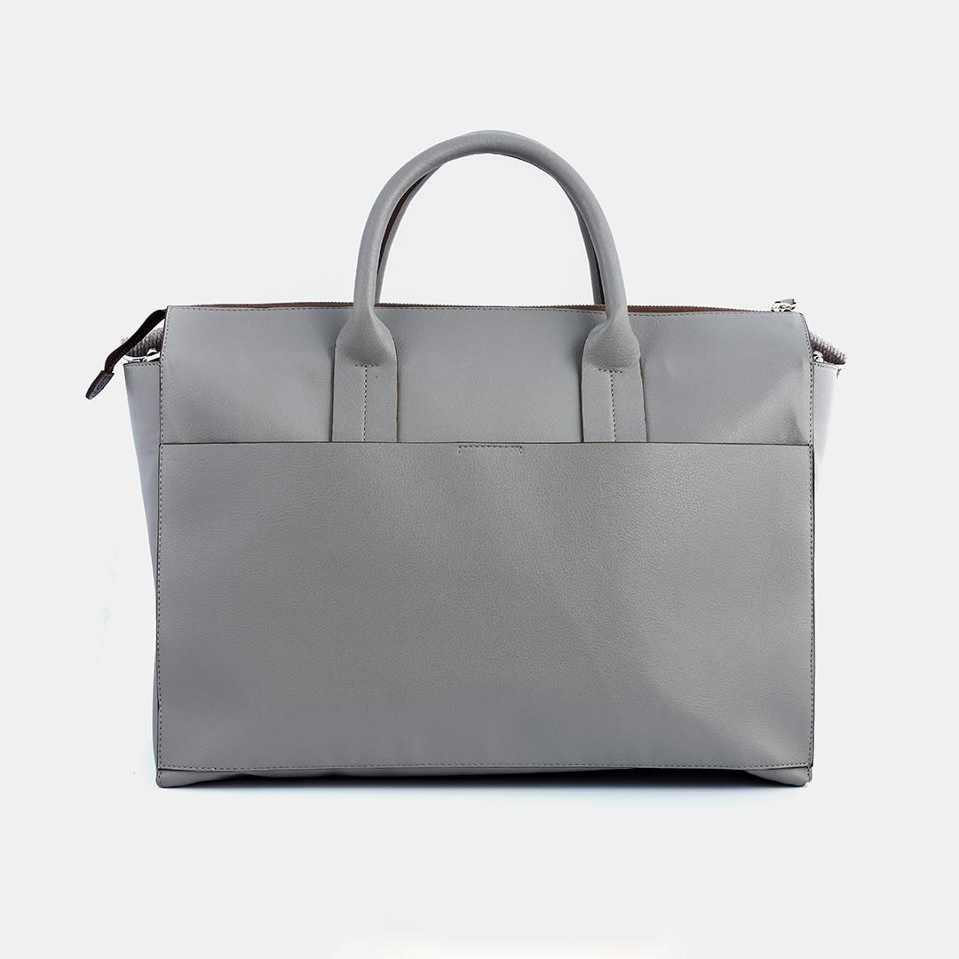 Bolsa 'Juno' Grey Grande