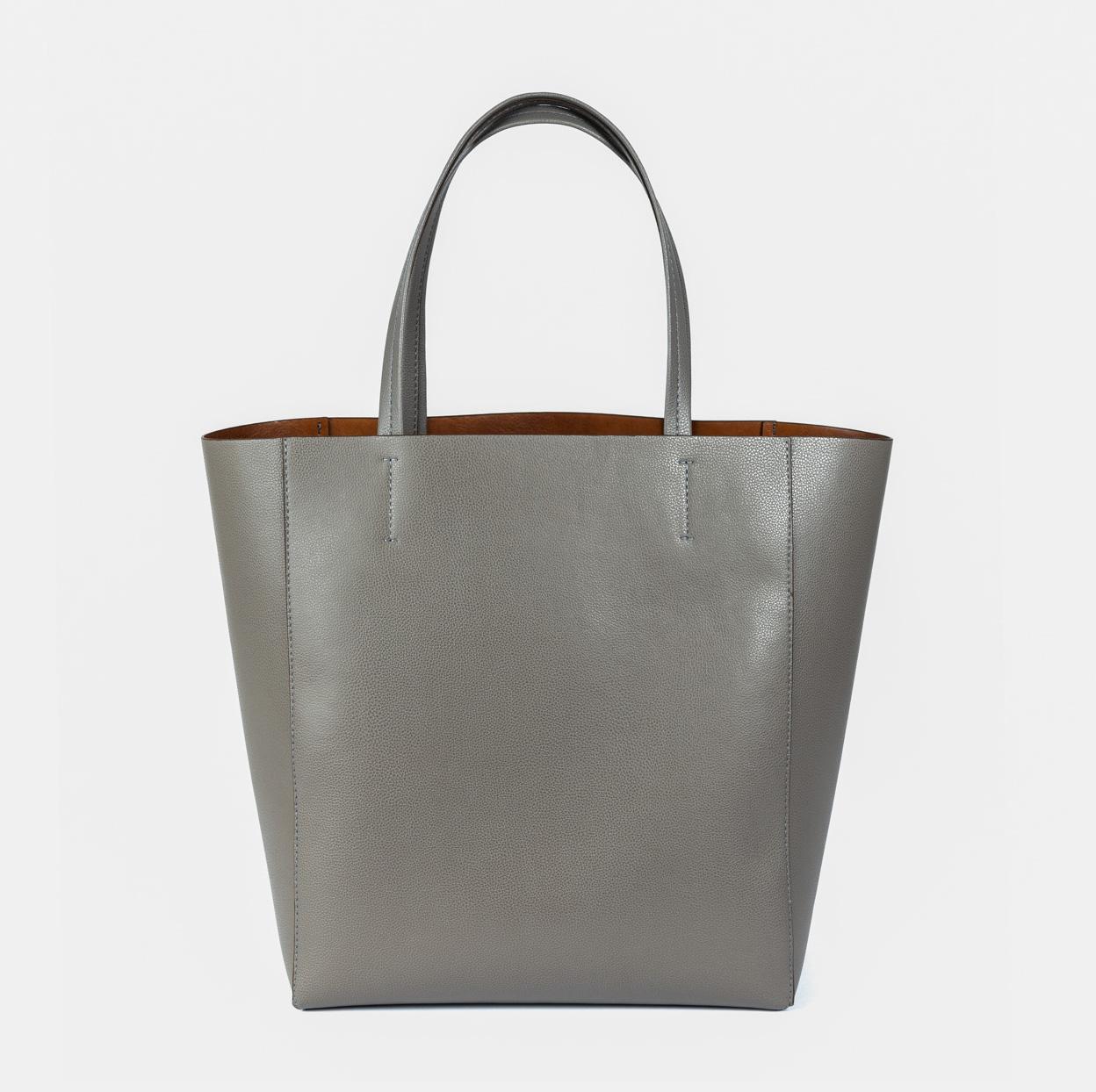 Bolsa 'Maxie' Grey Grande