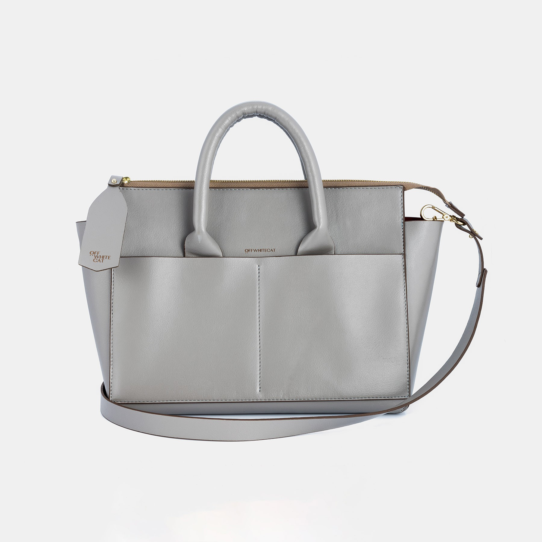 Bolsa 'Mini Juno' Grey