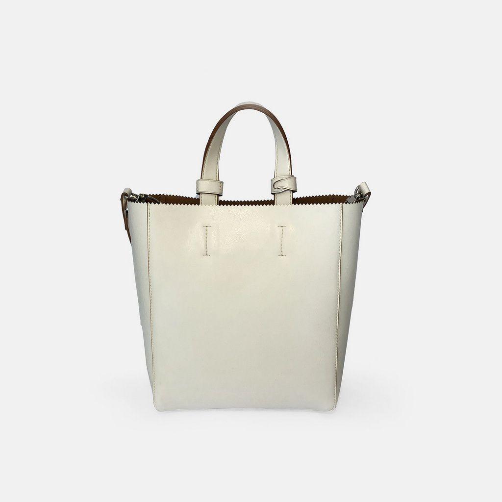 Bolsa 'Mini Tess' Off White