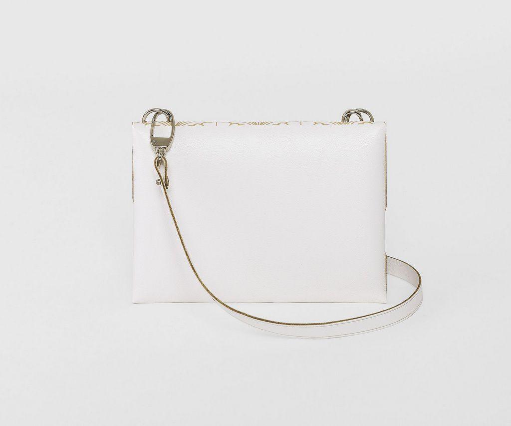 Bolsa 'Missi' Off White Pequena