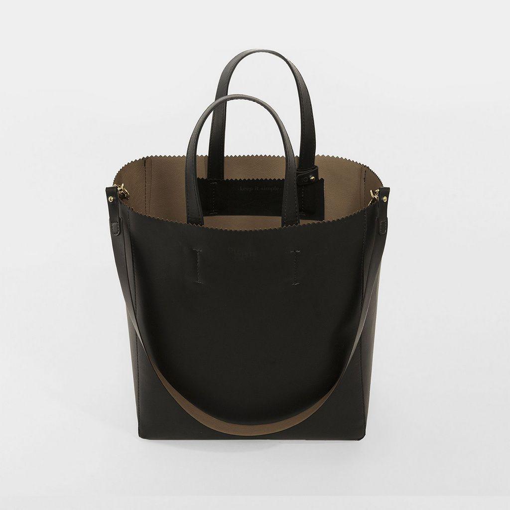Bolsa 'Tess' Black Grande
