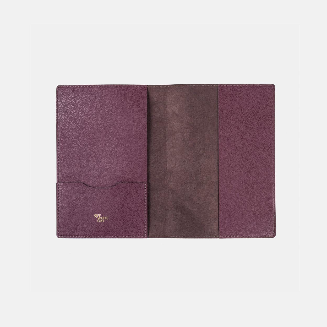 Capa Caderneta de Saúde 'Juno' Bordeaux
