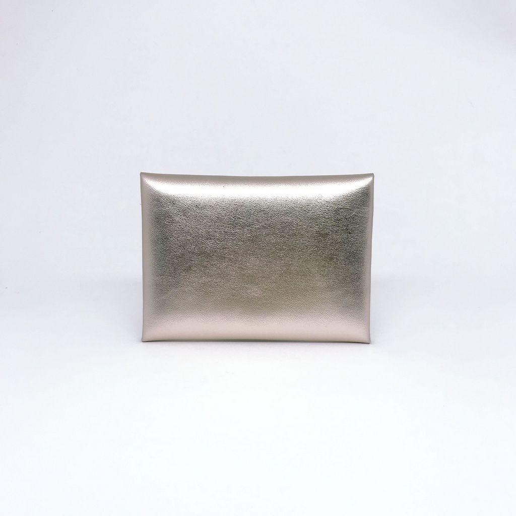 Carteira 'Abby' Metalic Pequena