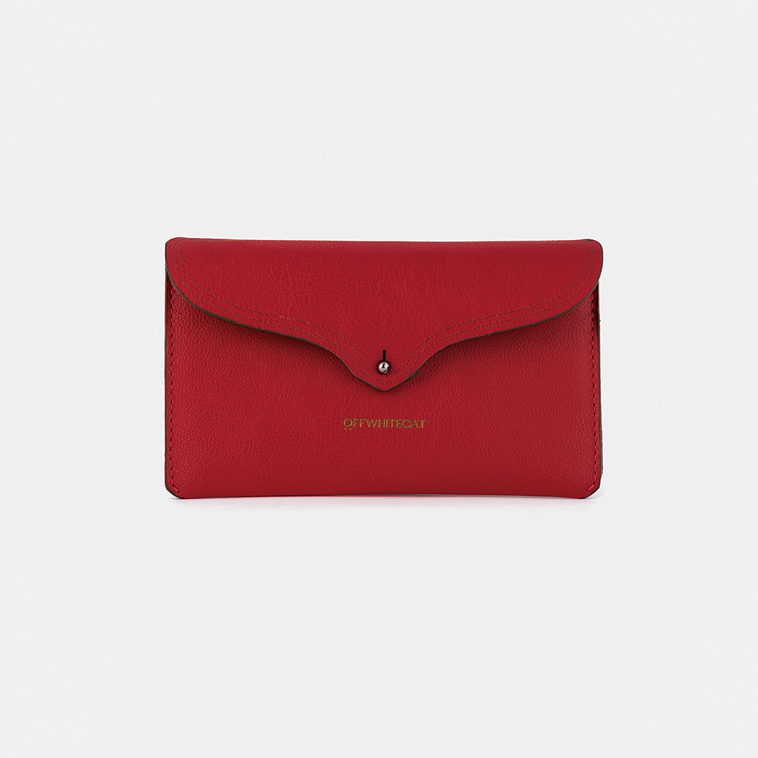Carteira 'Nina' Red Pequena
