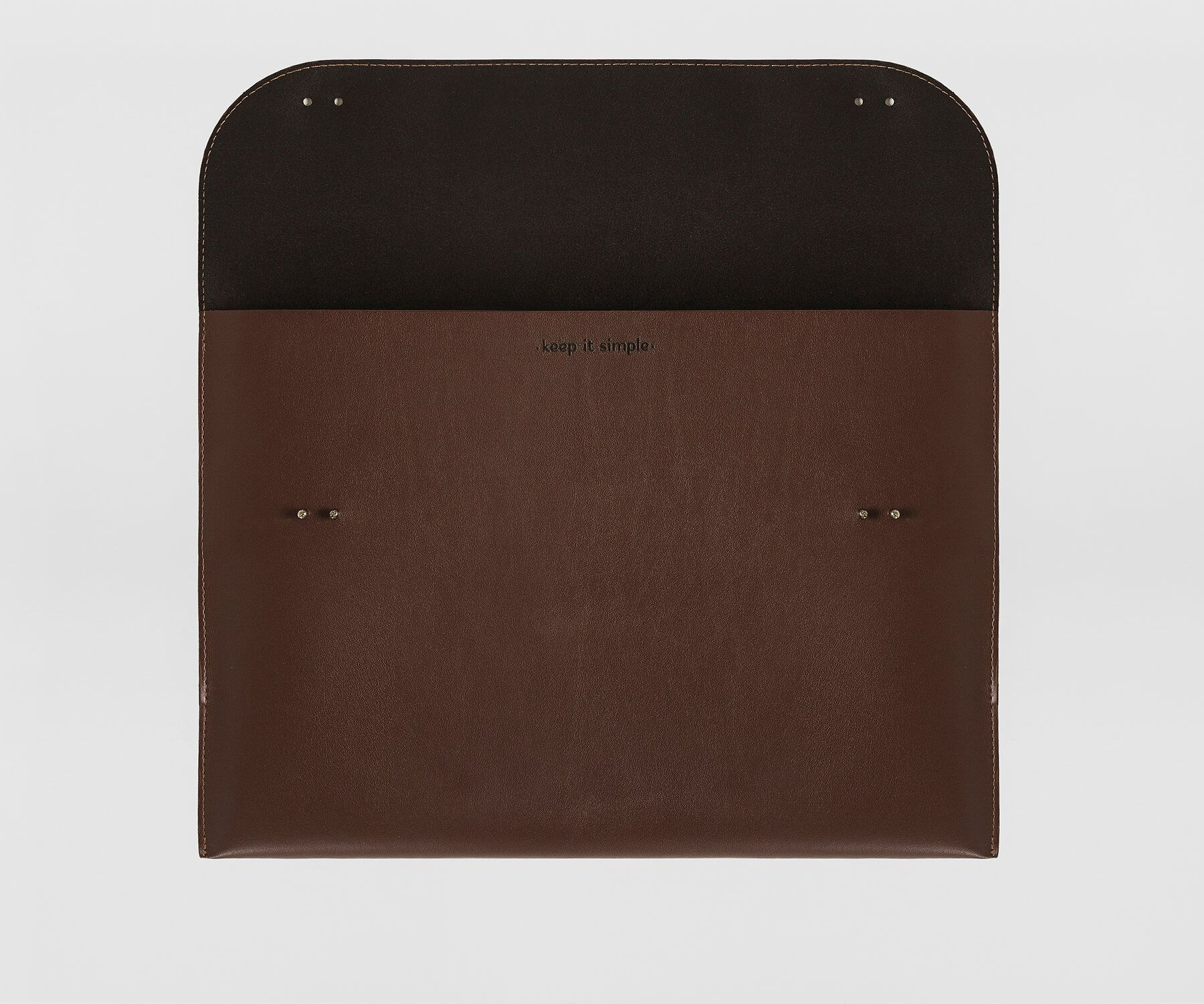 Case Laptop 'Milo' Brandy