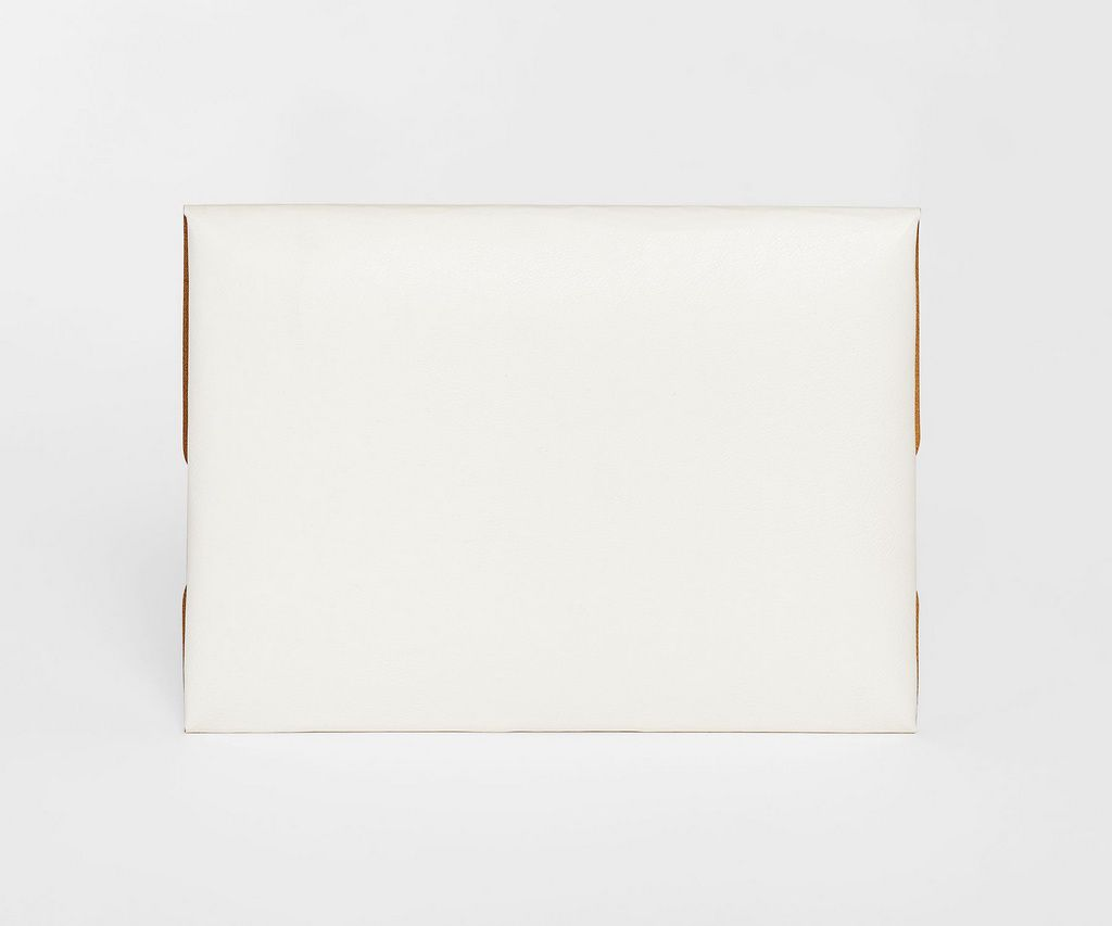 Clutch 'Bela' Off White