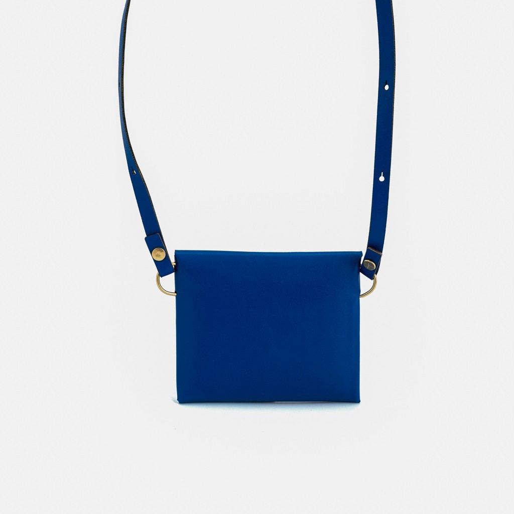 Micro Bag 'Cora' Lápis Lazuli