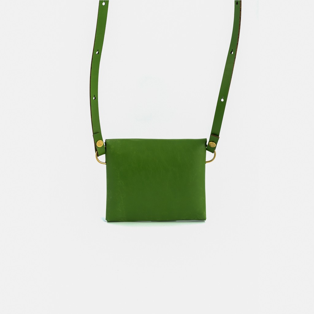 Micro Bag 'Cora' Oliva