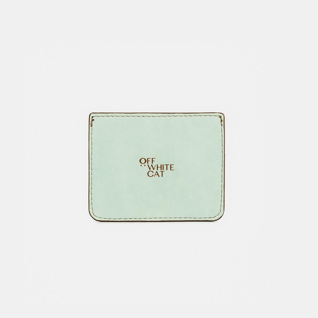 Porta Cartões Ozzy Mint