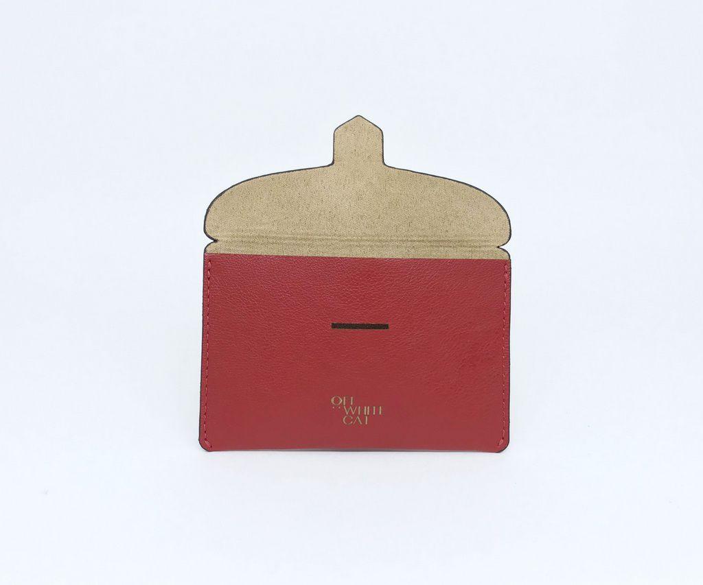 Porta Documentos 'Lis' Red