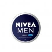 CREME HIDRATANTE MASCULINO NIVEA MEN 75g - 2659