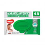 TOALHA UMEDECIDA TURMA DA MÔNICA MAX CLEAN VERDE 48un - 0659