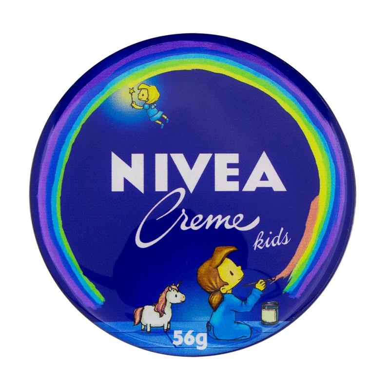 CREME HIDRATANTE INFANTIL NIVEA KIDS 56g - 0736