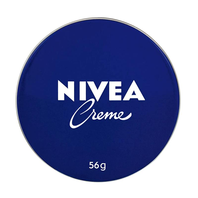 CREME HIDRATANTE NIVEA LATINHA AZUL 56g - 6617