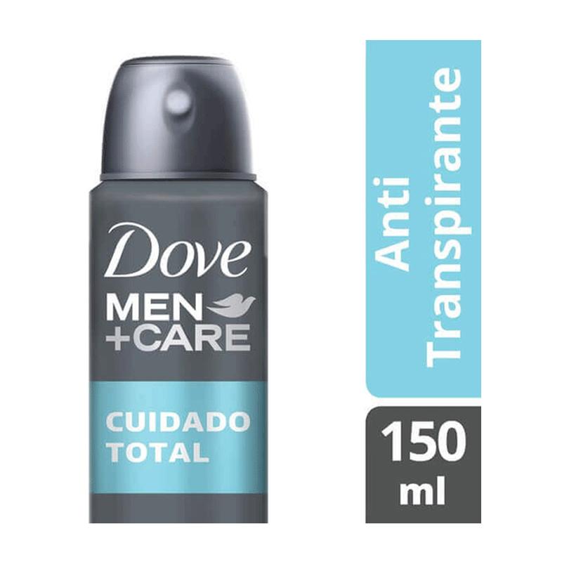 DESODORANTE AEROSOL DOVE MEN CARE CUIDADO TOTAL 150ml - 2087