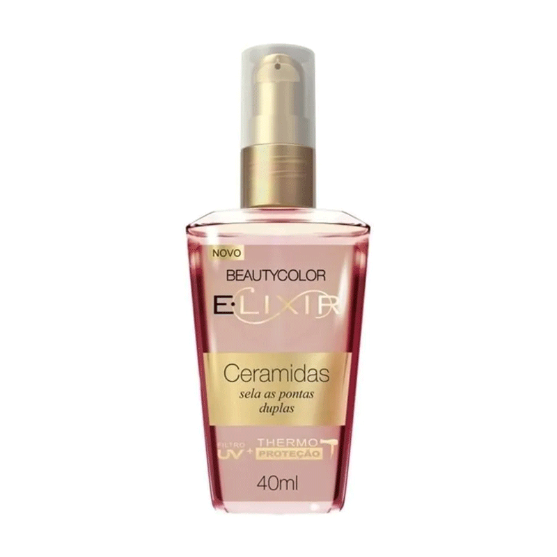 ELIXIR BEAUTY COLOR ÓLEO NUTRITIVO CERAMIDAS 40ml - 3845