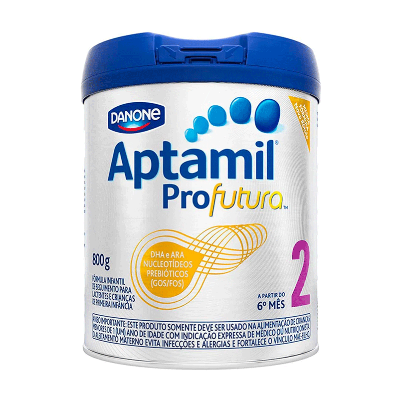 FÓRMULA INFANTIL APTAMIL PROFUTURA 6+ MESES 800g - 2709