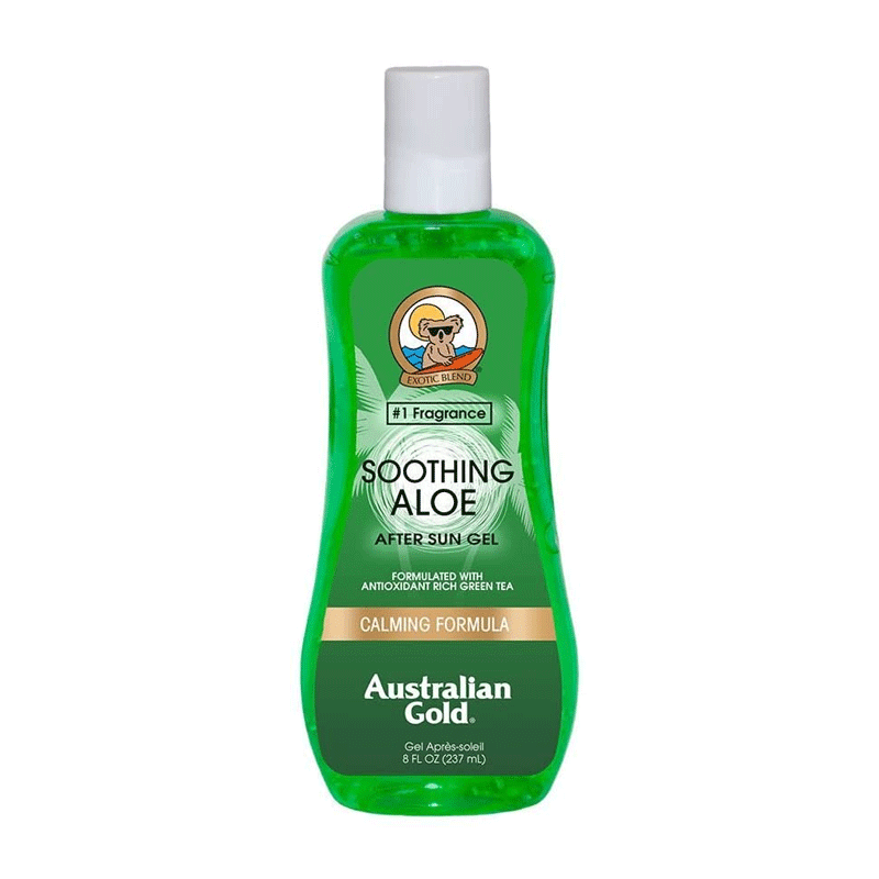 GEL PÓS SOL AUSTRALIAN GOLD SOOTHING ALOE VERA 237ml - 0518