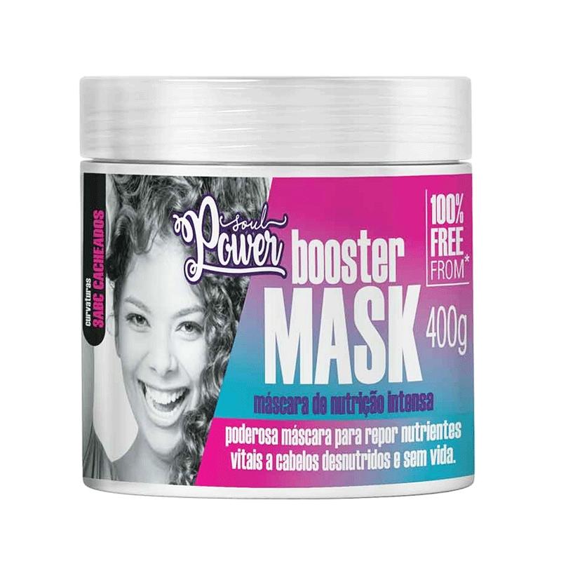 MÁSCARA DE NUTRIÇÃO SOUL POWER BOOSTER MASK 400g - 4255