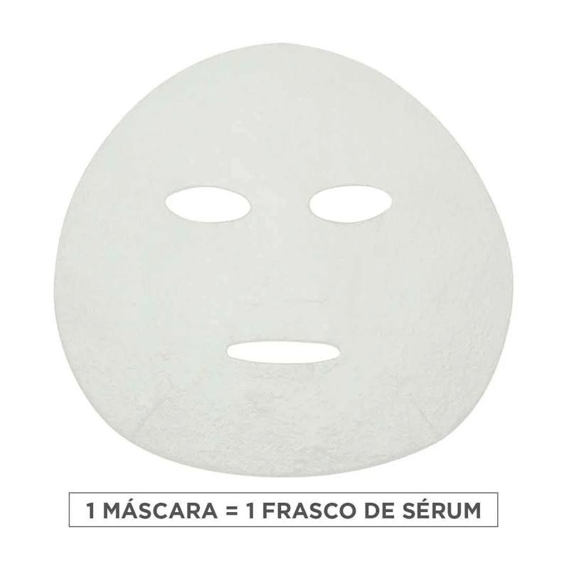 MÁSCARA FACIAL GARNIER EFEITO SÉRUM  MATTE UNIFORMIZANTE - 6849