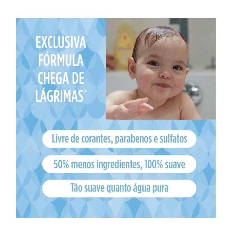 SHAMPOO INFANTIL JOHNSON´S BABY TRADICIONAL 400ml - 0048