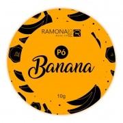 Pó Banana  Ramona Make Up 10g