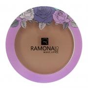 Pó Compacto Ramona Cosméticos Nº4 Rose 10gr