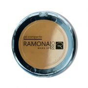 Pó Compacto Ramona Cosméticos Nº6 Bege Escuro 10gr