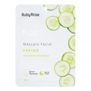 Ruby Rose - Máscara Facial - Pepino - 25ml