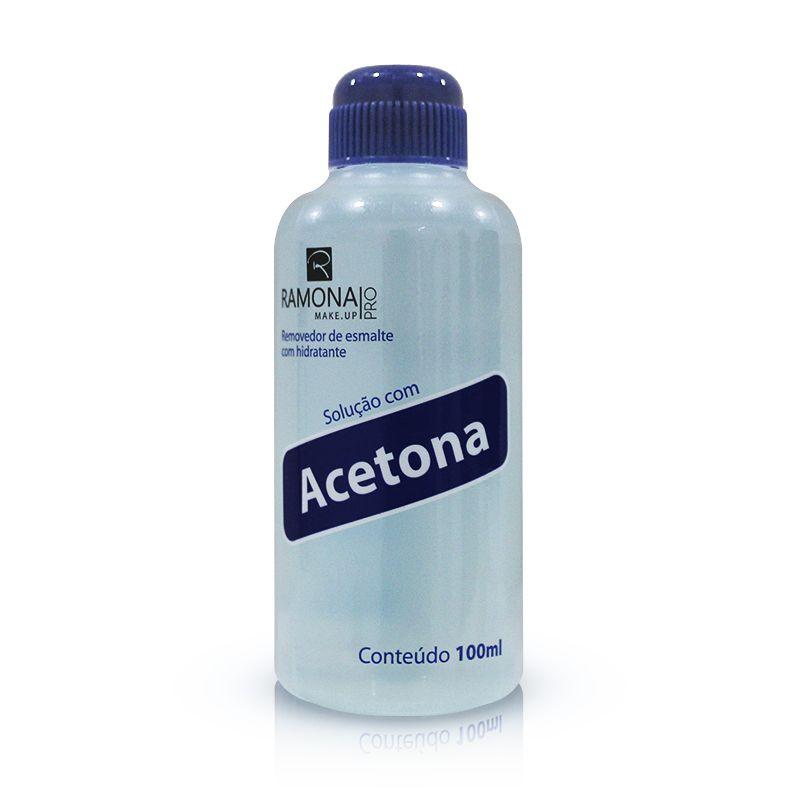 Acetona Ramona - Removedor de esmalte com hidratante 100ml