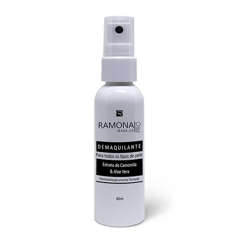 Demaquilante Ramona Cosméticos Spray a prova d'água 60ml