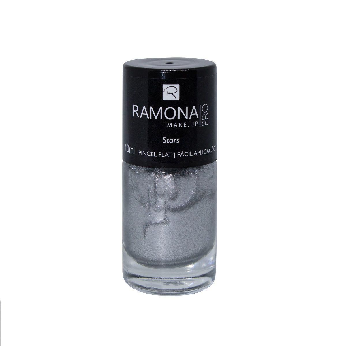 Esmalte cintilante Ramona Cosméticos Stars 10ml