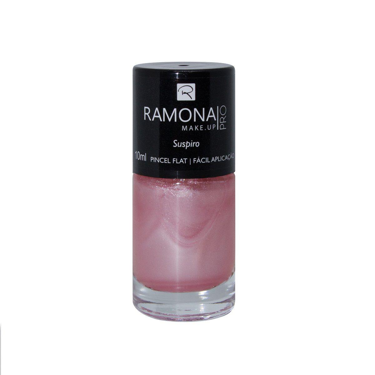 Esmalte cintilante Ramona Cosméticos Suspiro 10ml