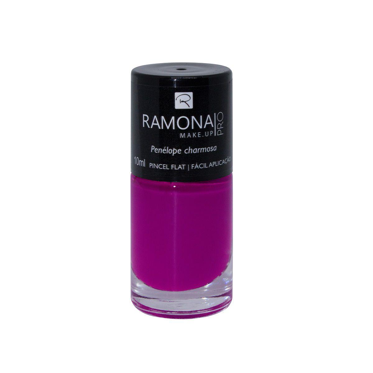 Esmalte cremoso Ramona Cosméticos Penélope charmosa 10ml