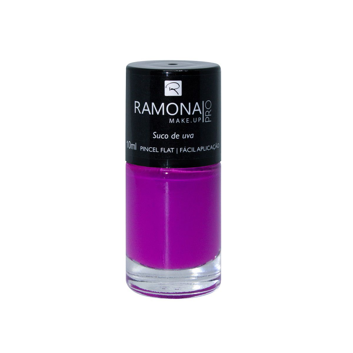 Esmalte cremoso Ramona Cosméticos Suco de uva 10ml