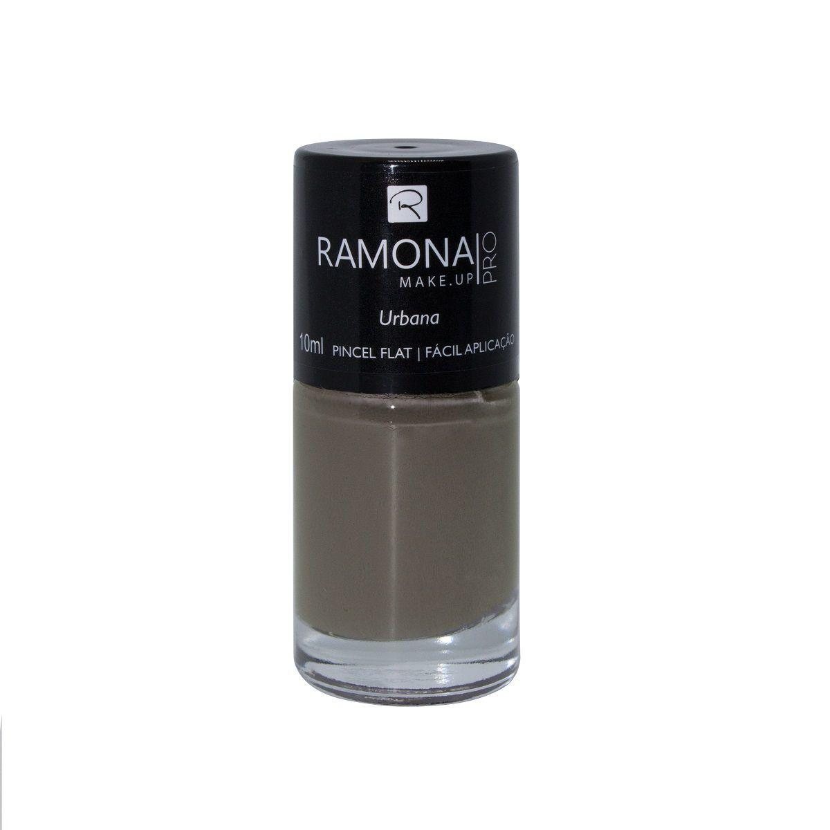 Esmalte cremoso Ramona Cosméticos Urbana 10ml