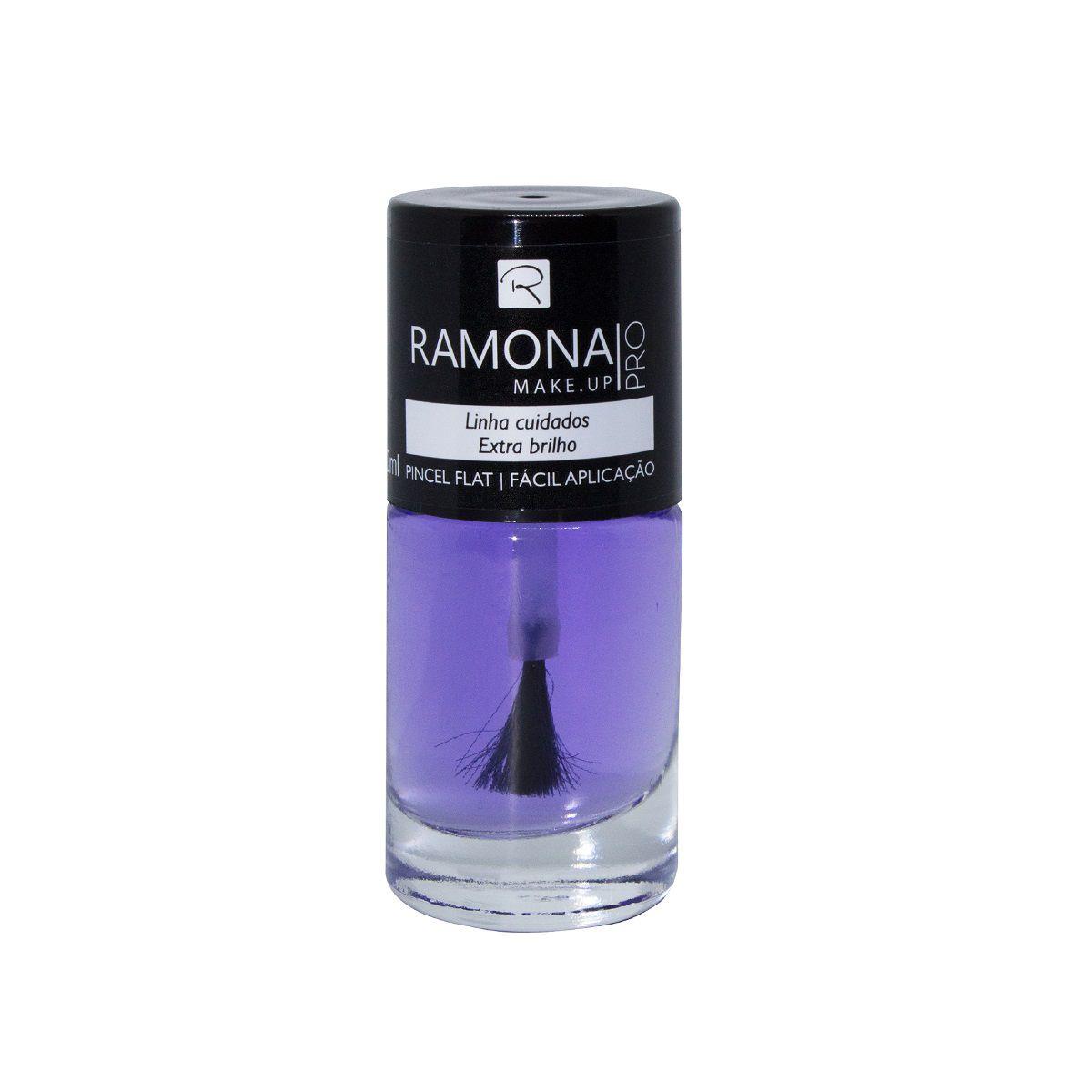 Esmalte Extra brilho Ramona Cosméticos 10ml