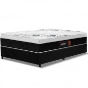 Box + Colchão Gazin Excellence 138x188 Até 150KG