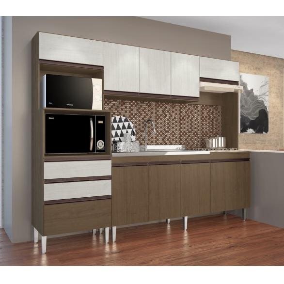 Cozinha Compacta Casamia Ariel