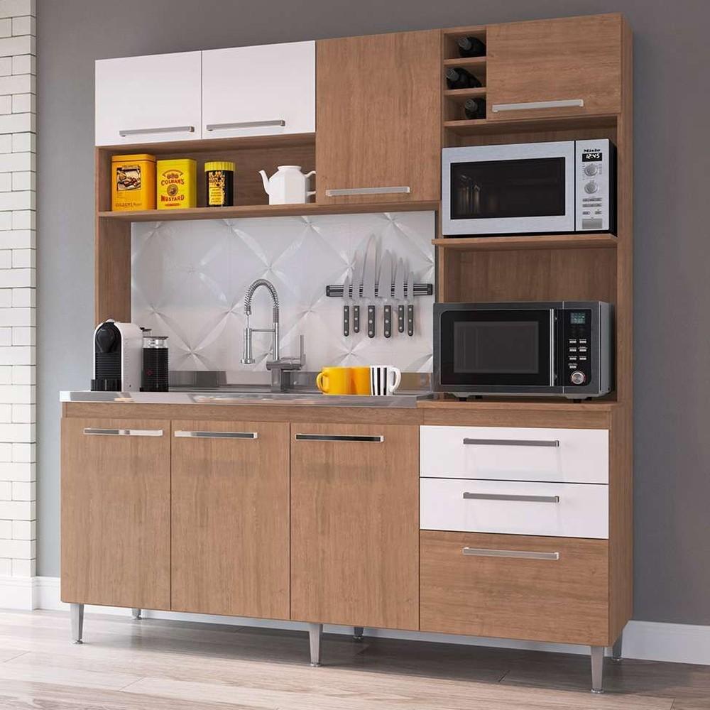 Cozinha Compacta Casamia Blume