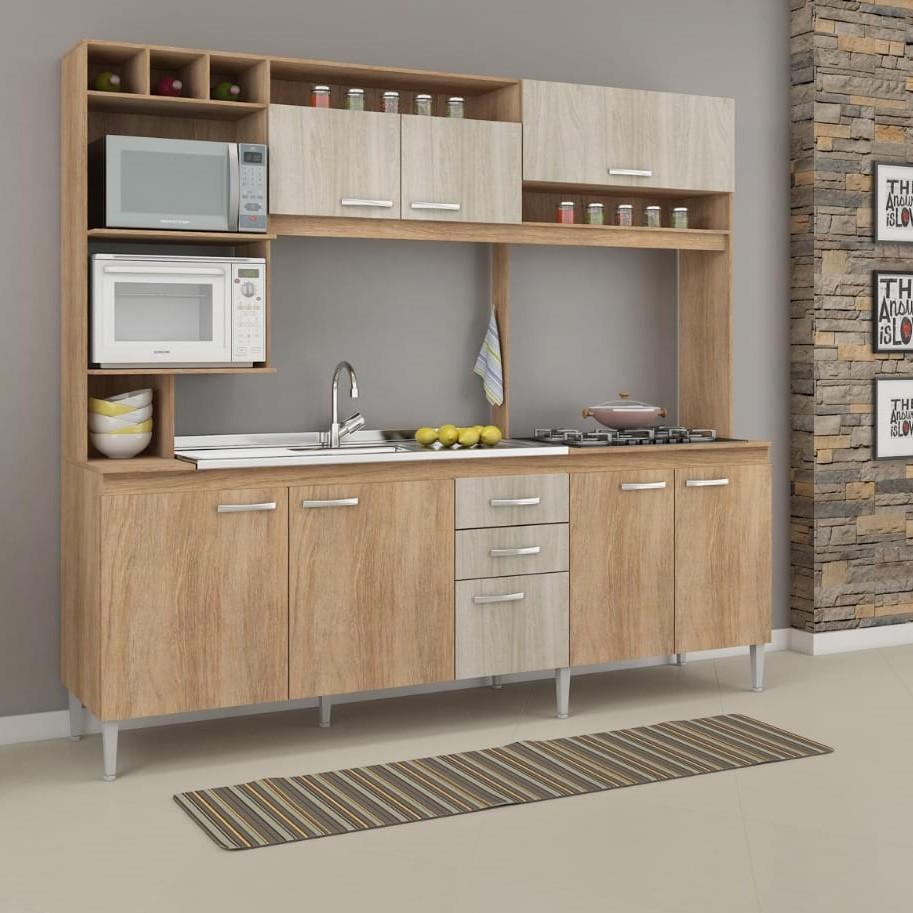 Cozinha Compacta Fellicci Helen