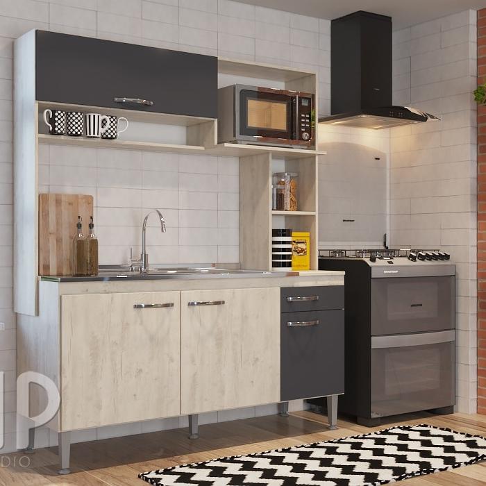 Cozinha Compacta IRM Cássia
