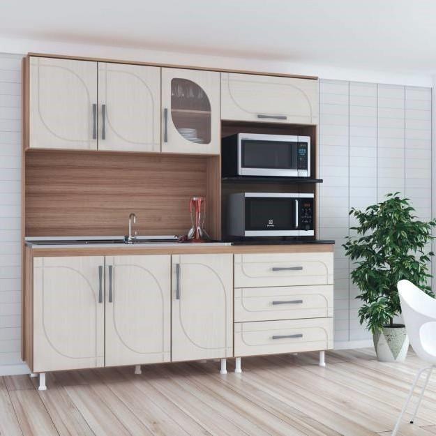 Cozinha Compacta Unibras Eduarda