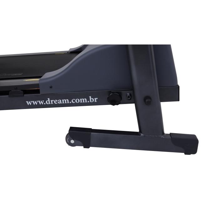 Esteira Dream DR2110 Dobrável 120KG